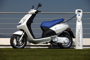 Peugeot Scooters  e-vivacity